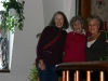 King House - Pat, Evelyn, Deb, 2009