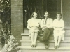 Nanny,  her father, her sister Phyllis