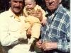 Doug, Justin, Grampy