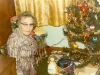 Nanny and Christmas tree